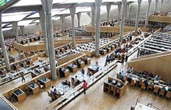 وفد قناة NHK بالتليفزيون الياباني في مكتبة الإسكندرية لكشف لغز ملكات مصر القديمة