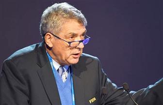 استقالة انخل ماريا بيار من منصب نائب رئيس الفيفا واليويفا