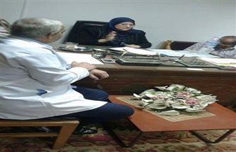 إحالة 40 من العاملين بمستشفى بركة السبع المركزي للشئون القانونية لتغيبهم عن العمل