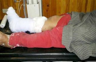 إصابة مواطن مصري جراء انفجار لغم أرضي بمنطقة الصابري ببنغازي