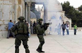 إصابة عشرات الفلسطينيين في اقتحام الاحتلال الإسرائيلي المصلي القبلي بالأقصى