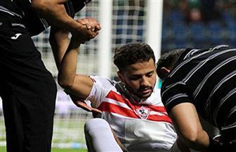 الزمالك يؤكد جاهزية أحمد رفعت للمشاركة في لقاء النصر السعودي بالبطولة العربية