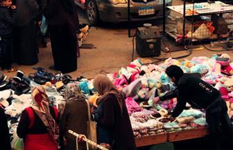 رئيس حي السلام: 2000 فرصة عمل للباعة الجائلين بموقف العاشر القديم