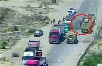 قائد دبابة مصرية يشغل عناوين الصحف العالمية
