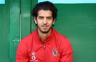 بركات: سعادتي بتأهل الأهلي لنصف نهائي البطولة العربية أكبر من فرحتي بتسجيل الهدف