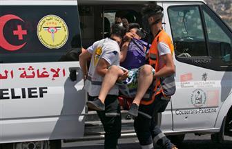 الهلال الأحمر الفلسطيني: 15 شهيدا و1400 إصابة منذ اندلاع أحداث الأقصى/صور