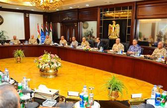 اجتماع المجلس الأعلى للقوات المسلحة يناقش نتائج عملية حق الشهيد بشمال سيناء