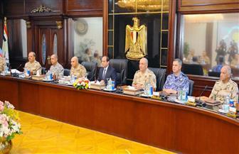 ننشر تفاصيل اجتماع الـ4 ساعات بين الرئيس والمجلس الأعلى للقوات المسلحة