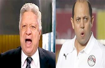 """أحمد سليمان: """"البلد هتفضل ساكتة لحد إمتى على قلة أدب مرتضى منصور"""""""