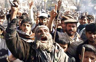 عشرات المواطنين الأفغان يستأنفون مسيراتهم الاحتجاجية في كابول