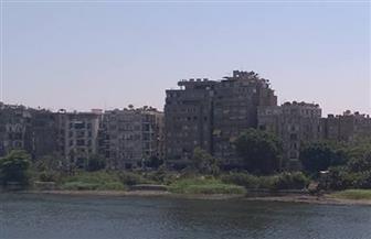 الري: جزر النيل ليست دليلًا على نقص المياه.. ومنسوب بحيرة ناصر طبيعي.. و600 ألف فدان مساحات أرز مخالفة | صور