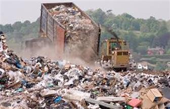 رفع 550 طن مخلفات نظافة وتحرير 11 محضر تعديات زراعية بأبنوب