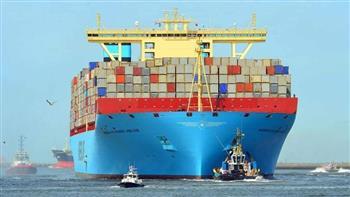 47 سفينة عبرت القناة من الاتجاهين بحمولة 3 ملايين و100 ألف طن