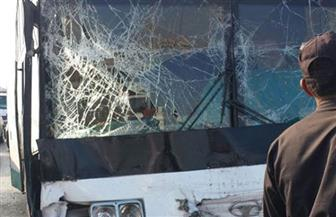 """وفاة سائق أتوبيس سياحي بطريق """"سفاجا - الغردقة"""""""