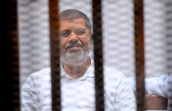 """غدا.. إعادة محاكمة مرسي وآخرين بـ""""التخابر مع حماس"""""""