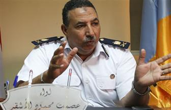 """إغلاق طريق """"القطامية"""" جزئيا لإنشاء كوبرى تقاطع محور محمد نجيب"""