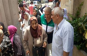 """الكشف على 1088 مواطنًا في حملة القضاء على فيروس """"سي"""" بحي المنتزه في الإسكندرية"""