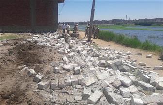 """""""الري"""" تُزيل 27 ألفًا و380 حالة تعدٍ على النيل"""