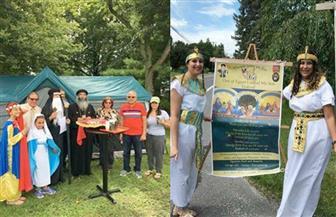 مهرجان بأسقفية شباب أمريكا وكندا يحكي للمجتمع الأمريكي عن رحلة العائلة المقدسة