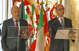 أبو الغيط في لقائه وزير خارجية إيطاليا: أؤيد الوساطة الكويتية لحل أزمة قطر ومستعد للقيام بدور فيها