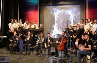 عبدالعزيز يشهد ختام أنشطة الطلائع على مسرح وزارة الشباب |صور