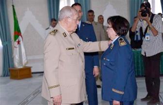 لأول مرة في الجيش الجزائري: ترقية امرأة عميد إلى رتبة لواء