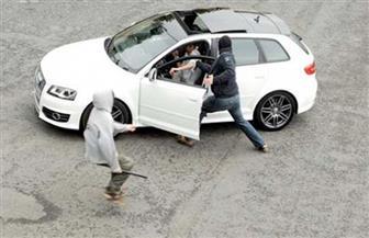 ضبط عصابة سرقة السيارات بالإكراه في الإسكندرية