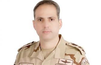 المتحدث العسكري: القضاء على اثنين من قيادات التنظيم الإرهابي بشمال سيناء