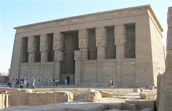 150 سائحًا يزورن معبد دندرة بقنا