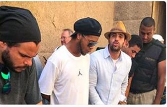 """رونالدينيو يكتب على تويتر: """"مرة أخرى بدا كل شيء في القاهرة مدهشًا"""""""