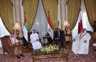 """الدول الداعية لمكافحة الإرهاب: الإجراءات ضد قطر """"سيادية"""" ومشروعة وليست حصارًا"""