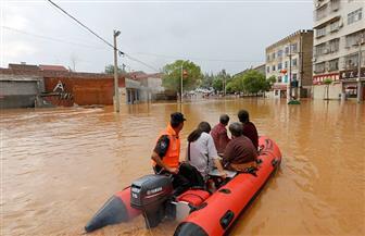 وفاة سبعة أشخاص جراء فيضانات عارمة في جنوب غرب اليابان