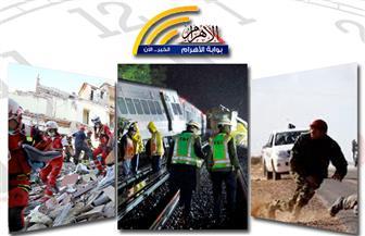 قتال قطر.. دحر داعش.. انحراف قطار.. قرصنة شركات تدير محطات نووية.. مقتل 28 سجينًا بنشرة التاسعة