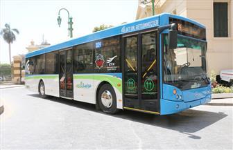 """هيئة النقل العام: زيادة عدد الأتوبيسات المزودة بالـ""""جي بي إس"""" إلى 600 أتوبيس بالقاهرة"""