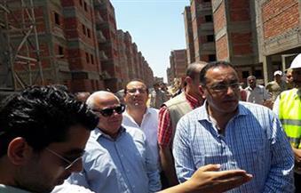 وزير الإسكان خلال تفقده الوحدات السكنية.. إعلان بورسعيد أول محافظة خالية من العشوائيات بعد 4 أشهر