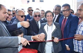 محافظ البحيرة تفتتح مجمع محاكم حوش عيسى بتكلفة 60 مليون جنيه | صور