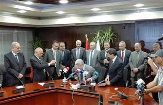 """عرفات: برتوكول تعاون بين """"النقل""""والغرفة التجارية الكندية في مصر"""