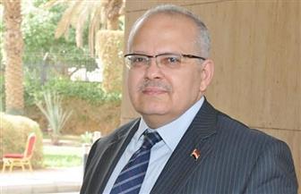 """""""العلاج الطبيعي"""" بجامعة القاهرة تنظم فعاليات """"يوم الشعوب"""" تحت شعار """"كلنا واحد"""""""