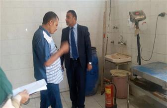 الرقابة الإدارية تنظم حملة على مستشفى كفر الدوار بالبحيرة