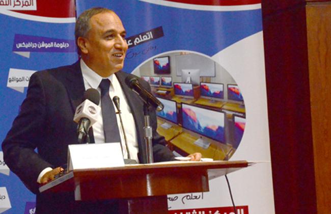عبد المحسن سلامة:  الصحافة  قلب الوعي والثقافة.. ونحن في حاجة إلى التكنولوجيا للحفاظ على مستقبل المهنة -