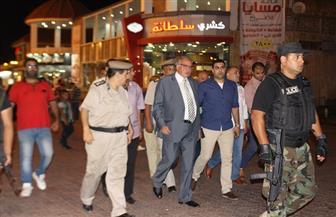 مدير أمن دمياط يفاجئ الخدمات الأمنية في رأس البر وقرية الشعراء| صور