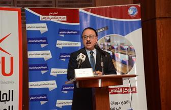 وزير الاتصالات: ندعم الشراكة بين الوزارة والأهرام للنهوض بقطاع الاتصالات وتكنولوجيا المعلومات