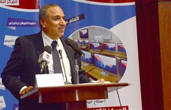 """عبد المحسن سلامة: """"الصحافة"""" قلب الوعي والثقافة.. ونحن في حاجة إلى التكنولوجيا للحفاظ على مستقبل المهنة"""