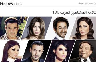 """عمرو دياب يحتل قائمة """"فوربس"""" للأشهر في الشرق الأوسط.. وعادل إمام سادسًا"""
