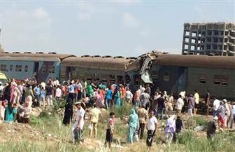 المستشفى الأميري يستقبل 22 مصابًا في حادث تصادم قطاري الإسكندرية بينهم حالات حرجة