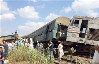وزير التعليم العالي يتفقد مستشفيات الجامعة لمتابعة حالة المصابين في تصادم قطاري الإسكندرية