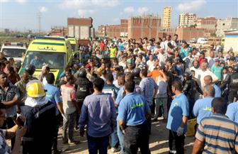 التعليم العالي: مستشفيات جامعة الإسكندرية استقبلت 83 حالة من حادث القطارين بينهم 6 وفيات