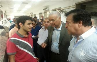 جامعة الإسكندرية ترفع حالة الطوارئ بمستشفياتها لتقديم الرعاية لمصابي قطاري الإسكندرية