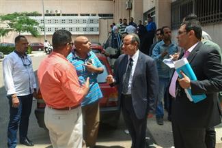 محافظ الإسكندرية: 7 حالات فقط باقية بمستشفى سموحة الجامعي من مصابي تصادم القطارين