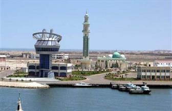 تصدير 8474 طن يوريا و2400 طن فوسفات وألف طن رمل زجاجي عبر ميناء دمياط